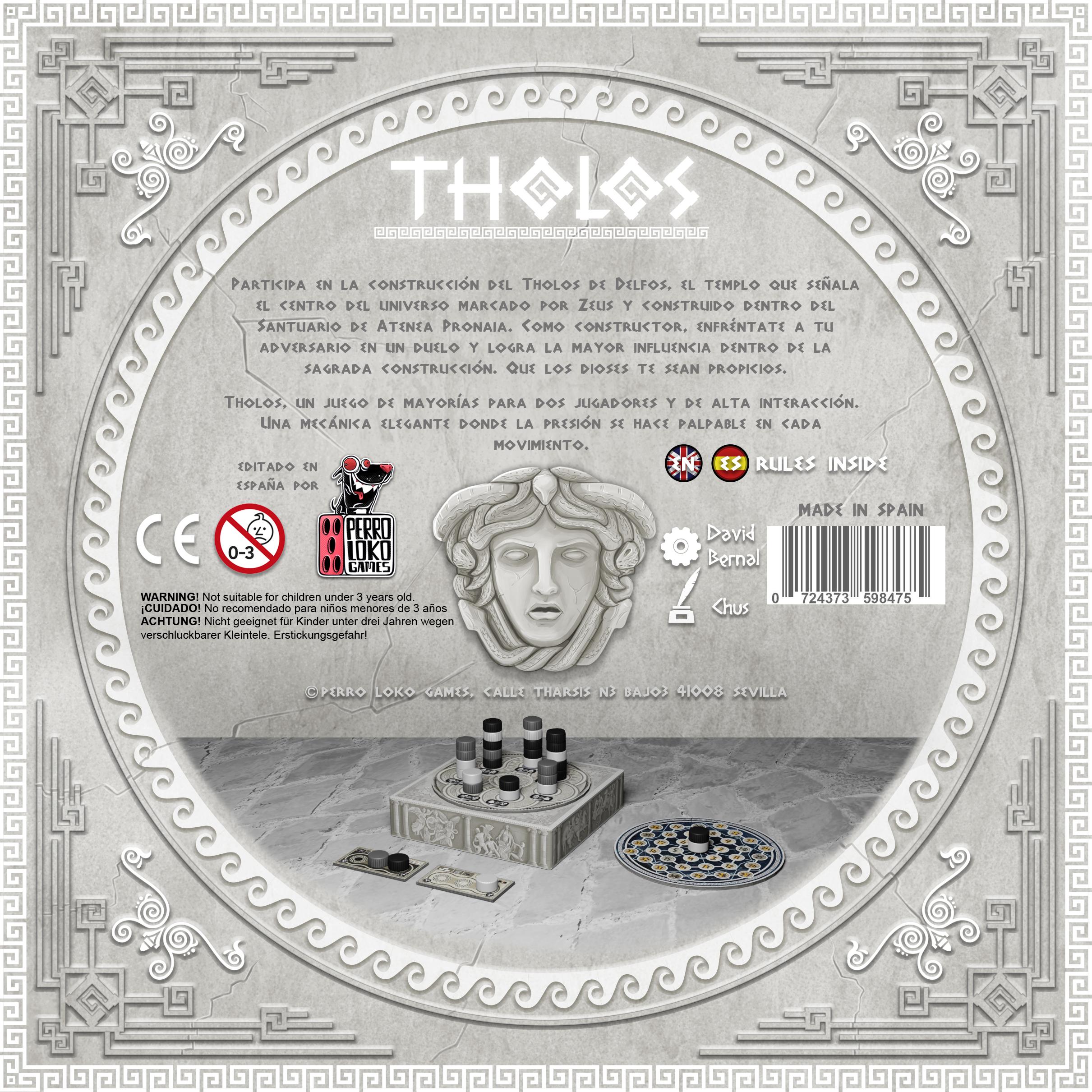 Tholos_Back_cover_Perro_Loko_games_boardgame